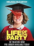 Buy Life of the Party (Blu-ray + DVD + Digital Combo Pack) (BD)