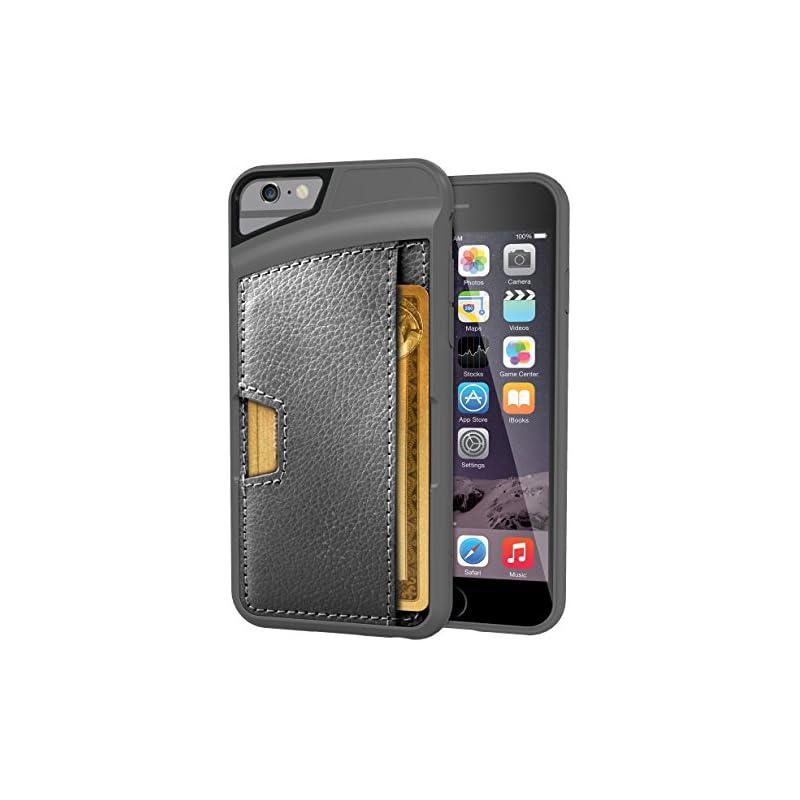 Silk iPhone 6/6s Wallet Case - Q CARD CA
