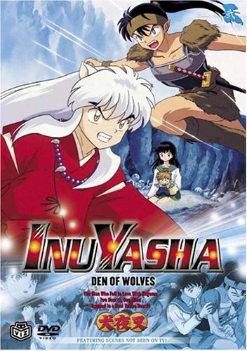 Amazon Com Inuyasha Den Of Wolves Vol 13 N A Movies Tv