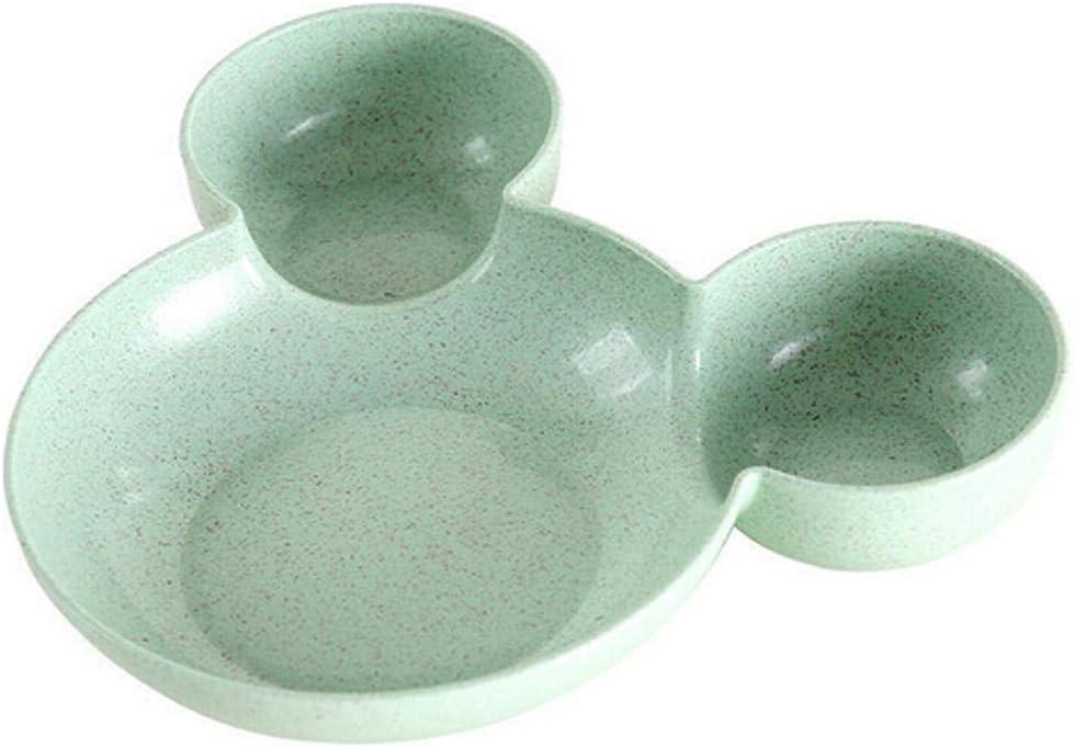 Bowl For Kids - Plato de plástico de material de trigo Plato de ...