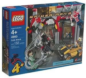 LEGO 4860 Spiderman - Ataque en la cafetería