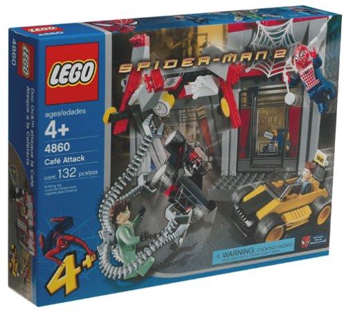 LEGO Spider-Man 2: Cafe