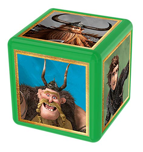 How to Train Your Dragons Top Trumps Match Board Game