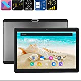 Unpara Sophisticated 10.1 Inch HD(1200x1920) Display 4G Tablet PC - 2GB RAM, 32GB ROM, Octa-Core CPU, Android 7.0, Dual-IMEI, Two SIM 4G Support, 6000mAh, WiFi, OTG, Bluetooth