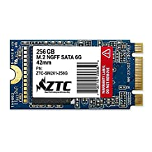 256GB ZTC Armor 42mm M.2 NGFF 6G SSD Solid State Disk- ZTC-SM201-256G