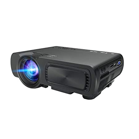 HLKYB Mini proyector, Full HD proyector LED el más Grande es ...