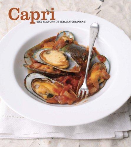 Capri: The Flavors of Italian Tradition (Capri Cardinal)