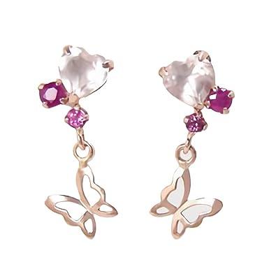 Bracelet Premier Design Purple Red Light Pink Necklace Earring Set