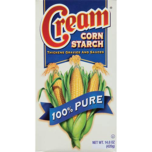 Armour Cream Corn Starch, 14.8 Ounce (Pack of ()