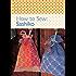 How to Sew: Sashiko