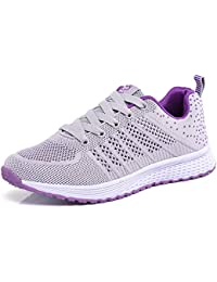 Womens Lightweight Running Shoes Athletic Fashion...