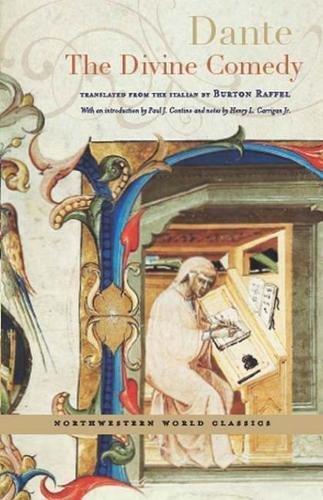 The Divine Comedy (Northwestern World Classics) by Northwestern University Press