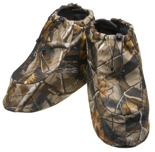 ArcticShield Boot Insulators with Zippers (Hardwood Gray, ()