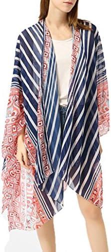 Damen Spitze gehäkelt Strickjacke Sommer Strand Locker Sonnenschutz Mantel Jacke