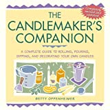 img - for The Candlemaker's Companion: A Complete Guide to Rolling, Pouring, Dipping, and Decorating Your Own Candles by Betty Oppenheimer (2004-03-01) book / textbook / text book