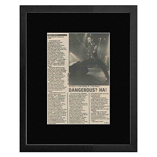 judas priest british steel poster - 6