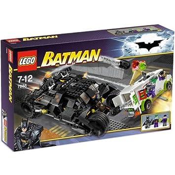 LEGO Batman: The Tumbler: Joker's Ice Cream Surprise 7888: Amazon.co ...