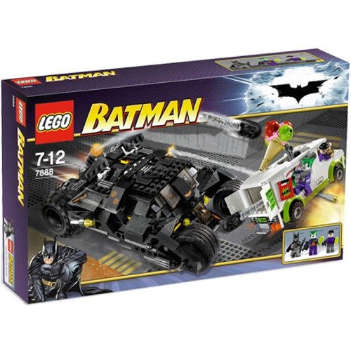 LEGO Batman8482 Tumbler Jokers Surprise