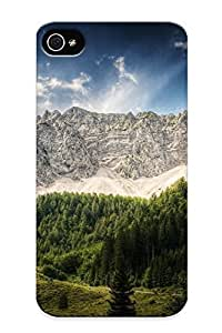 0ab26e4457 Premium Cabin In The Alps Austria Back Cover Snap On Case For iphone 5c by kobestar