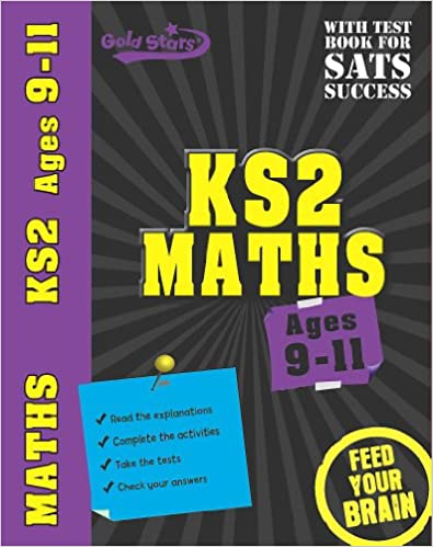 Gold Stars: KS2 Workbooks Age 9-11 Maths (Key Stage 2 Gold Stars)
