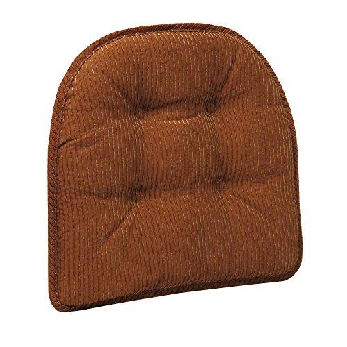 The Gripper Garrison Chair Pads, Cinnamon