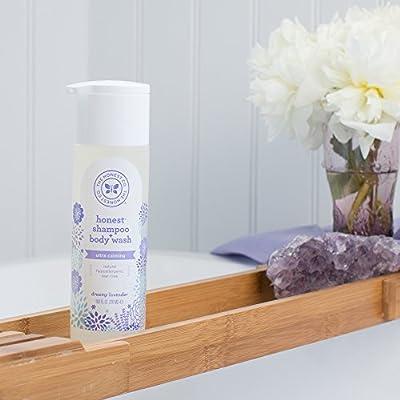 Honest Shampoo & Body Wash, Ultra Calming Dreamy Lavender