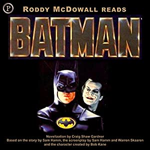 Batman Audiobook
