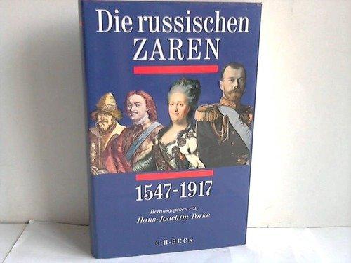 die-russischen-zaren-1547-1917