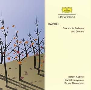 Bartok: Concerto for Orch / Viola Concerto