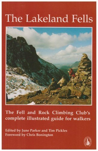 The Lakeland Fells: The Fell and Rock Climbing Club's Complete Illustrated Guide for Walkers - The Lakeland Mall