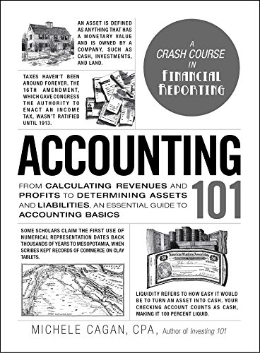 Amazon accounting 101 from calculating revenues and profits to accounting 101 from calculating revenues and profits to determining assets and liabilities an essential fandeluxe Image collections