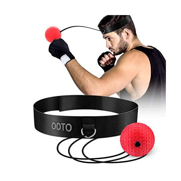 OOTO-Upgraded-Boxing-Reflex-Ball-Boxing-Training-Ball-Mma-Speed-Training-Suitable-for-AdultKids-Best-Boxing-Equipment-for-Training-Hand-Eye-Coordination-and-Fitness