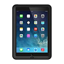 LifeProof FRE iPad Air Waterproof Case - Retail Packaging - BLACK