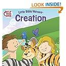 Creation/Noah Flip-Over Book (Little Bible Heroes™)
