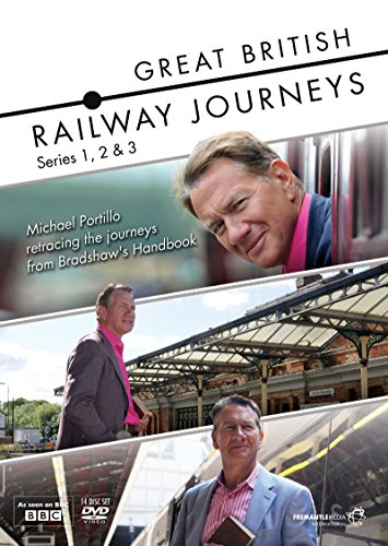 Great British Railway Journeys - Series 1-3 [DVD]