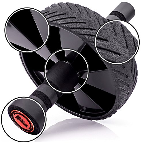 Ab Machine for Ab Workout Ab Wheel Roller for Home Gym Equipment Abs Exercise Machine for Home Workout Equipment Boxing Equipment for Six Pack Exercise Equipment for Ab Stimulator