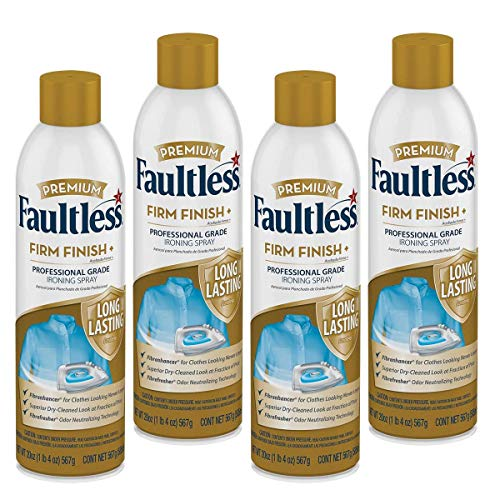 FAULTLESS Premium Spray Starch