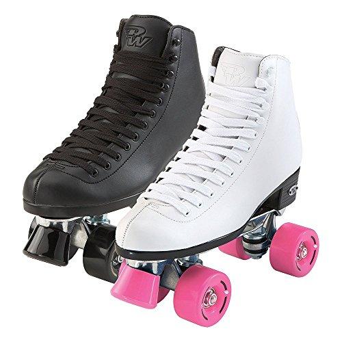 Riedell RW Wave Womens Skates - Riedell RW Wave White Qua...