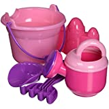 Small World Toys 5 pieces Princess bucket set