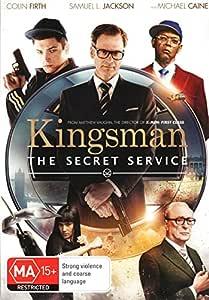 Kingsman: The Secret Service (DVD)