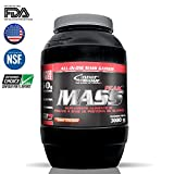 Proteina Mass Gainer Concentrado de suero en polvo Mass Peak Inner Armour 6.6 lb Chocolate Suplemento Gym
