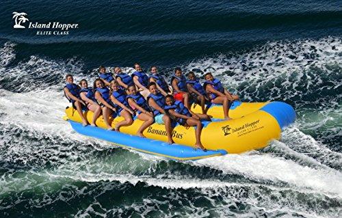 - Island Hopper Banana Bus 14 Passenger