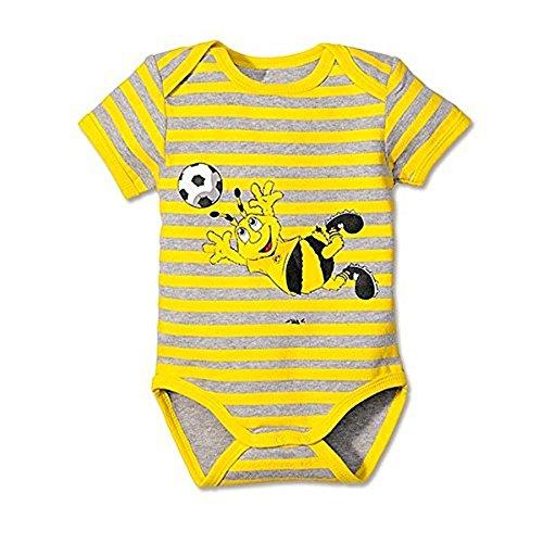 Babybody Gr. 50 - 56 Borussia Dortmund BVB 09 el cuerpo del bebé / corps bébé