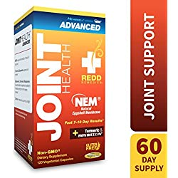 Redd Remedies - Joint Health Advanced, Helps Strengthen Connective Tissue and Cartilage, 120 count