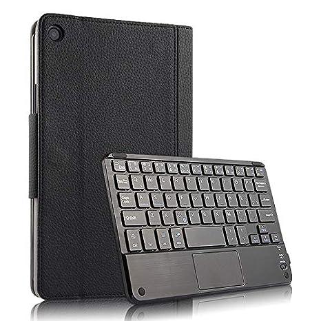 Amazon.com: Happon Xiaomi Mi Pad 4 Plus 10 Inch Case, Xiaomi Mi Pad ...