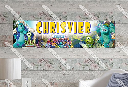 Monster University Inc Movie - 8.5