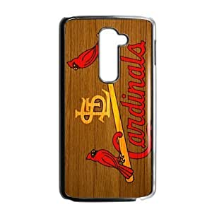 Forever Collectibles MLB Dual Hybrid Custom Case for LG G2 by icecream design