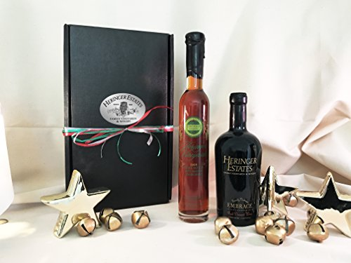 Heringer Estates 2 Bottle Dessert Wine Gift Box
