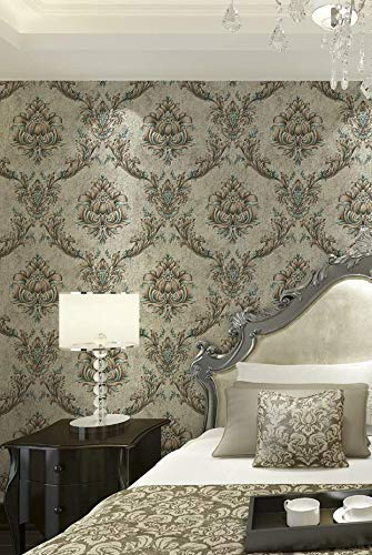 D Decor Wallart Designer Wallpaper For Home Living Room Bedroom Offices Restaurant Amazon In Home Kitchen