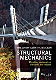 img - for Structural Mechanics: Modelling and Analysis of Frames and Trusses book / textbook / text book